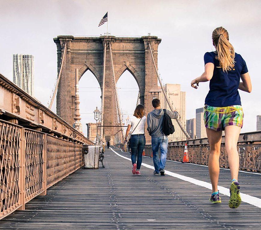 advantages of jogging
